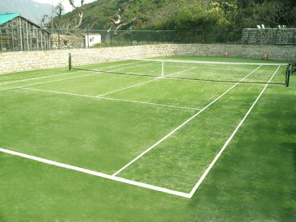چمن مصنوعی مخصوص زمین تنیس